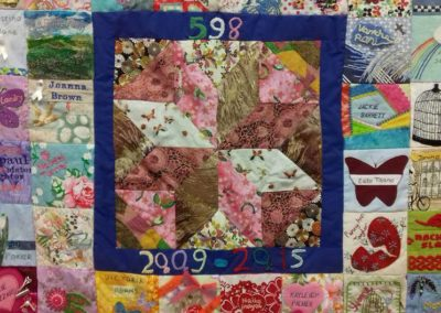 The Women's Quilt – Shop Front Theatre